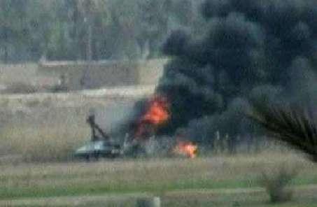 秘魯空軍一架直升機墜毀7人遇難
