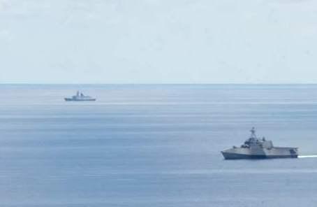 菲律賓首艘導彈護衛艦正式入列海軍