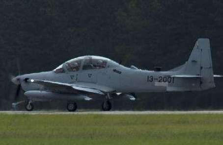 美軍一架戰機在阿富汗墜毀 飛行員逃生