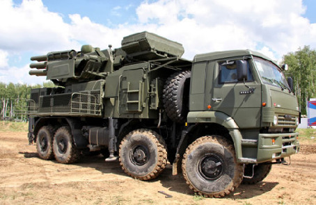 俄羅斯媒體:俄軍已開始部署若幹個快速機動防空團
