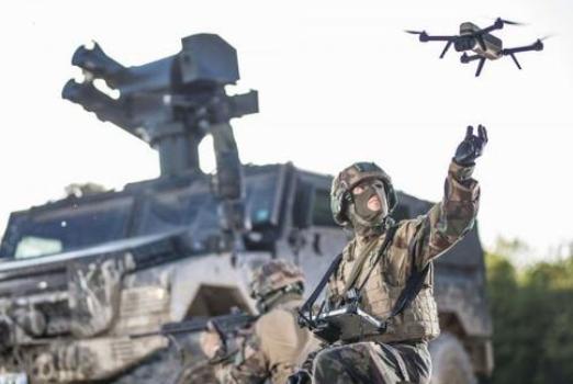 歐盟批準首批軍工項目