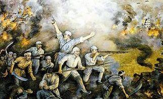 軍事專家談中國人民抗日戰爭啟示
