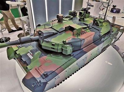 """韓國K2PL主戰坦克競標波蘭""""狼""""主戰坦克採購項目"""