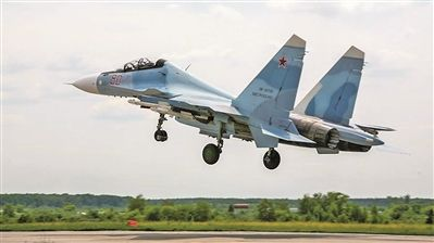 俄軍老戰機升級提高戰鬥力