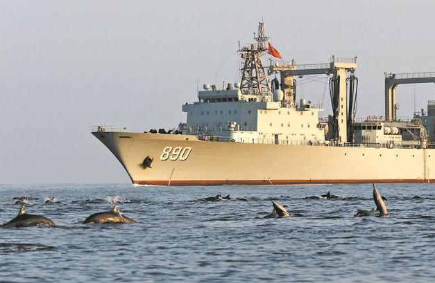 寫在中國海軍第35批護航編隊結束亞丁灣護航之際