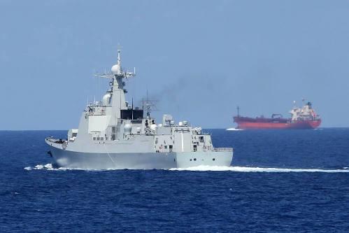 寫在中國海軍第35批編隊亞丁灣護航結束之際