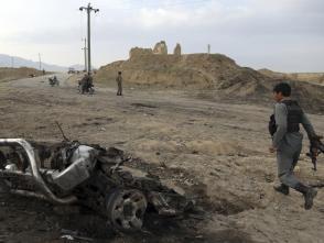 邊談邊打!阿富汗安全部隊打死至少68名塔利班武裝分子
