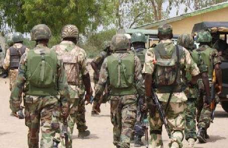 尼日利亞軍方打死21名武裝分子