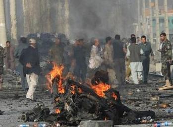 阿富汗首都發生多起爆炸襲擊致9人死亡