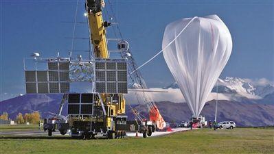 提升通信、態勢感知能力 美陸軍發展高空氣球項目