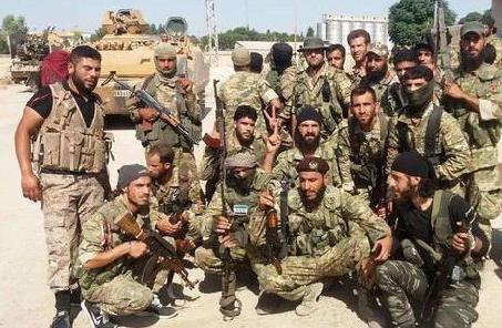 敘利亞反對派與庫爾德武裝爆發衝突 至少11人死亡