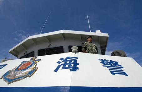 中國海警查獲首宗涉嫌走私鈀金案