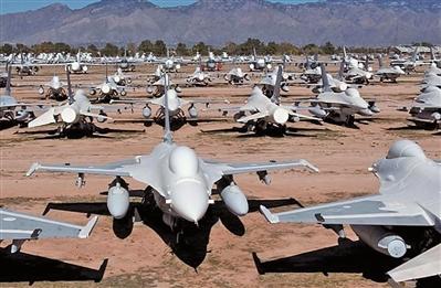 揭秘:退役軍用飛機哪去了?