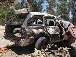 阿富汗兩起汽車炸彈襲擊致32人死亡