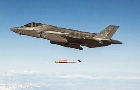 F-35A戰鬥機投放新型核彈 美謀求核武實戰化值得警惕