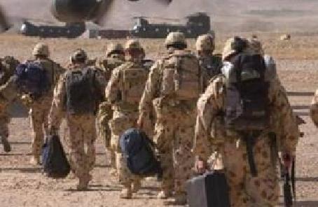澳大利亞軍隊擬開除13名在阿富汗施暴士兵