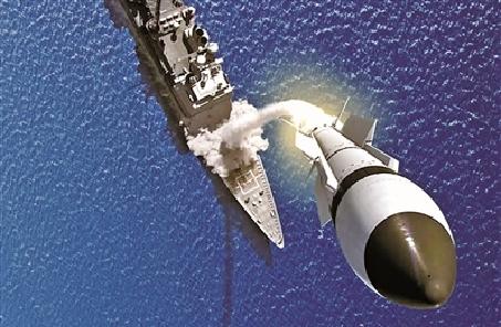 破壞世界傳統戰略導彈攻防平衡 美首次海上戰略反導試驗引關注