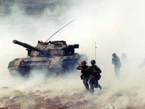 """第72集團軍某旅""""紅四連"""":比武爭第一,險難衝在前"""