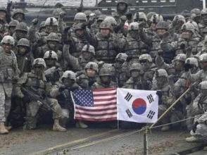 韓美視頻磋商駐軍費談判