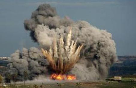 以色列空襲敘利亞境內目標