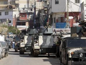 黎軍方逮捕8名火燒難民營事件涉案人員