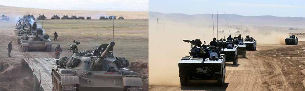 陸軍:合成營攻防戰鬥演練提升實戰能力