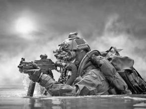 未來特種作戰技術突襲將成為一種常態?