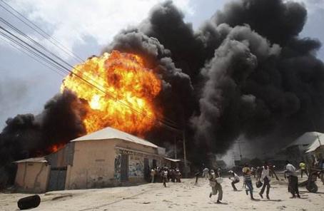 外媒:索馬裏海岸船只發生爆炸 或為外國軍艦