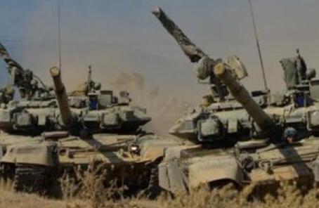 """美軍測試新電子戰裝備:""""摧毀""""敵人坦克部隊"""