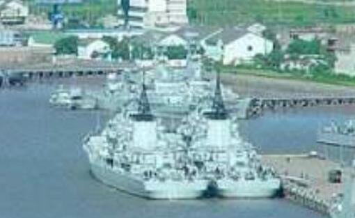 """這些年,海軍軍港清障有哪些""""大招"""""""