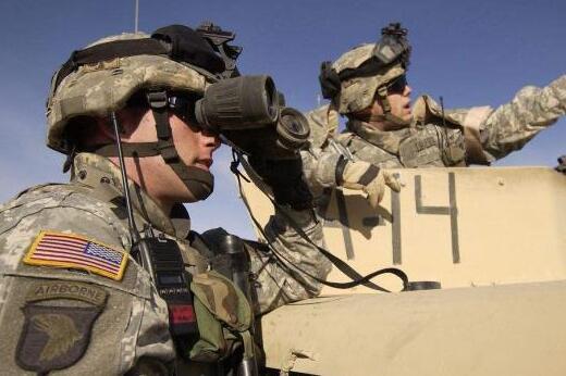 美軍作戰頭盔可防狙擊子彈遭詬病:不舒適影響戰力