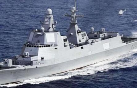 外媒關注中國055驅逐艦:可裝百枚導彈海上反導
