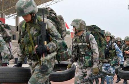 軍事體育訓練向實戰靠攏