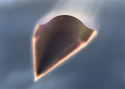 美刊稱中俄高超音速武器改變戰爭性質:防禦困難且成本不菲