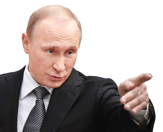 """普京簽署加強俄海軍建設的""""基本政策"""""""