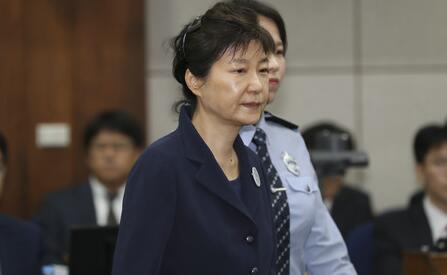 樸槿惠政府時期軍工腐敗案遭查