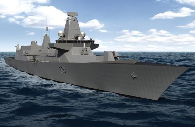 英國批準建造新型護衛艦
