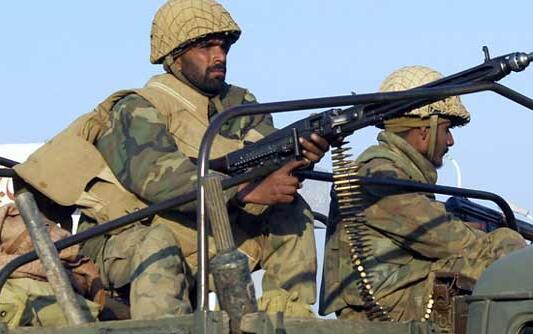 巴基斯坦軍方説印軍在克什米爾地區對巴平民開火
