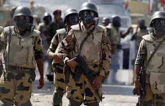 埃及軍方説擊斃30名極端分子