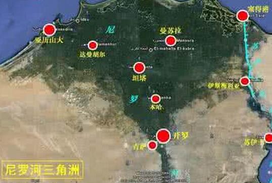 埃及啟用新建大型軍事基地