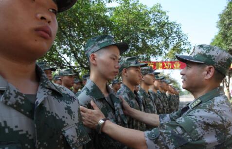 南部戰區某保障隊將聯合軍官培訓內容納入士官訓練