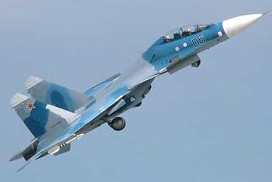 俄蘇-30戰機全面升級