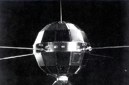 90年90個第一丨第一顆人造地球衛星:中國從此進入太空時代