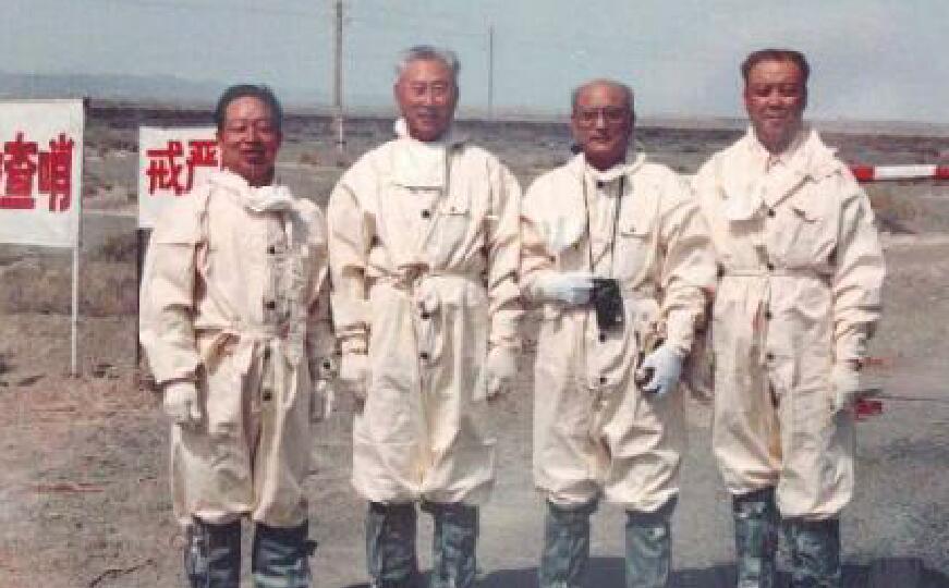"""90年90個第一丨第一次地下核試驗:西向大漠覓""""馬蘭"""""""