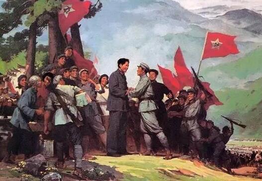 軍魂頌——人民軍隊建軍90周年聽黨指揮啟示錄