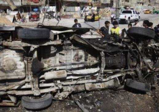 阿富汗首都汽車炸彈襲擊造成24人死亡