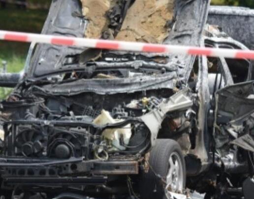烏克蘭敖德薩市發生一起汽車爆炸