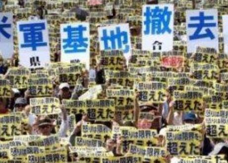 衝繩縣再次狀告日本政府 要求停建美軍新基地