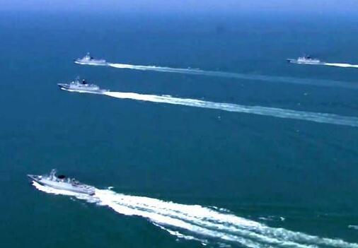 海上方向信息化局部戰爭新走勢