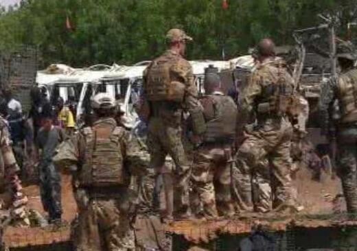 聯合國駐中非共和國維和部隊遇襲1死3傷